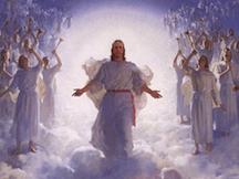 Cristo ascendiendo